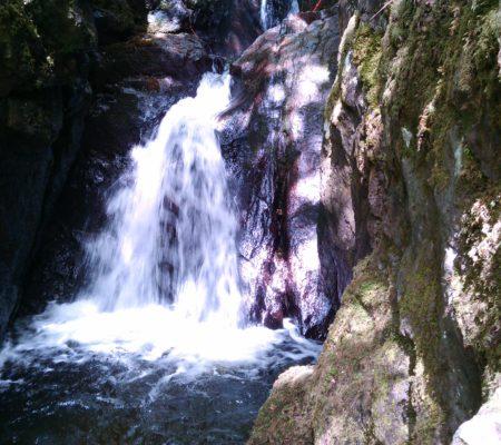 canyoning dans les Vosges