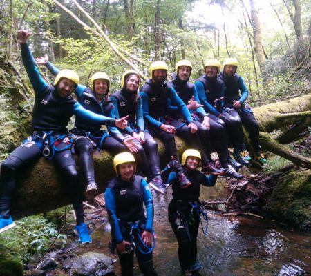 canyoning en Alsace