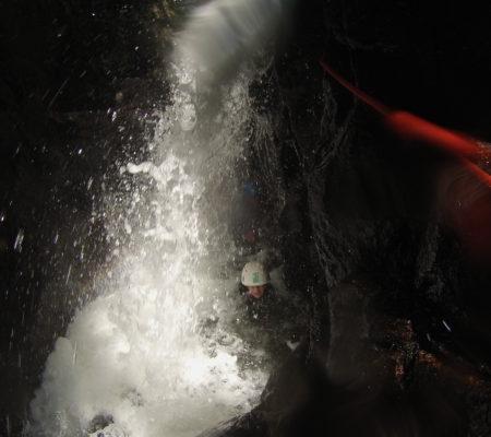 Canyoning de Sewen