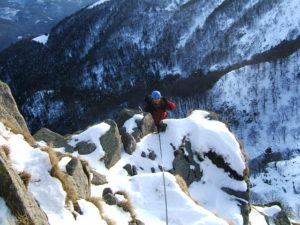 course alpine hivernale